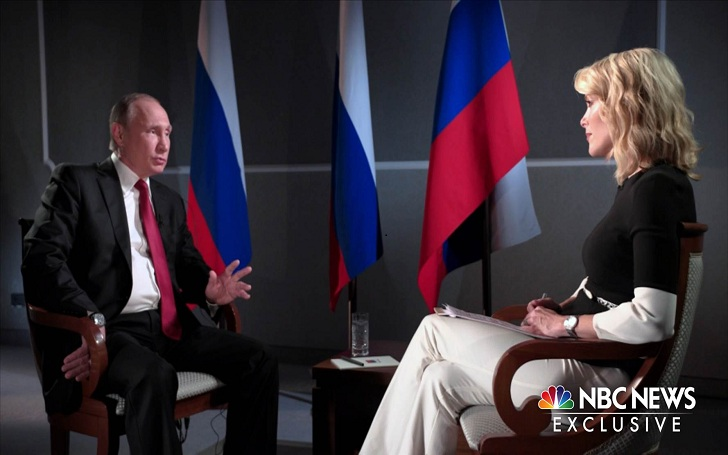 Megyn Kelly interviews Russian President Vladimir Putin: Asks about his terms with Michael Flynn