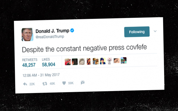 Finally Donald Trump's 'COVFEFE' Gets a Meaning. Know Here