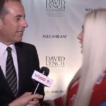 Jerry Seinfeld declines a hug request from Kesha, Says
