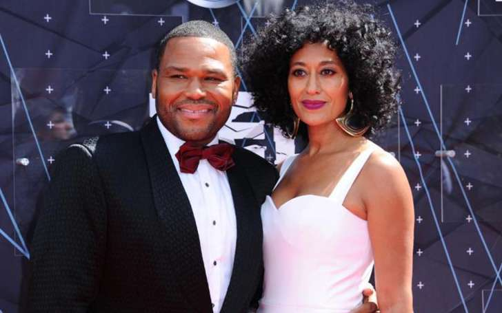 Tracee Ellis Hated Anthony Anderson Before Black-ish, Also  Includes Her Dating Information!