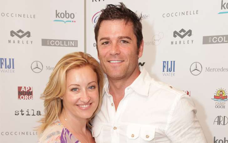 The Amazing Married Life of Chantal Criag and Yannick Bisson, Their Wedding and Children Details