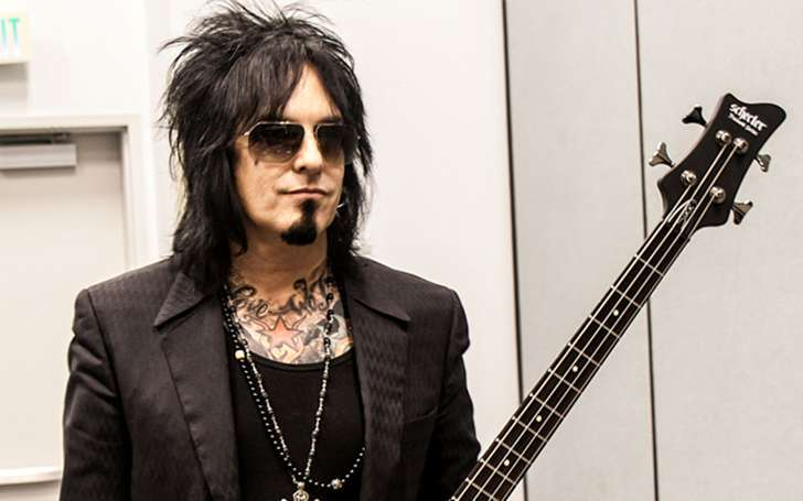 The Story Behind Nikki Sixx's Third Marriage, Details About His Previous Marriages and Children