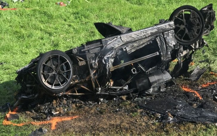 Ex- Top Gear Host Richard Hammond Airlifted to Hospital After A Horrible Car Crash