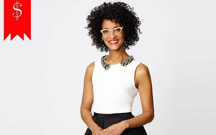 American chef Carla Hall's Net Worth in 2017. Know about her Books and Career.