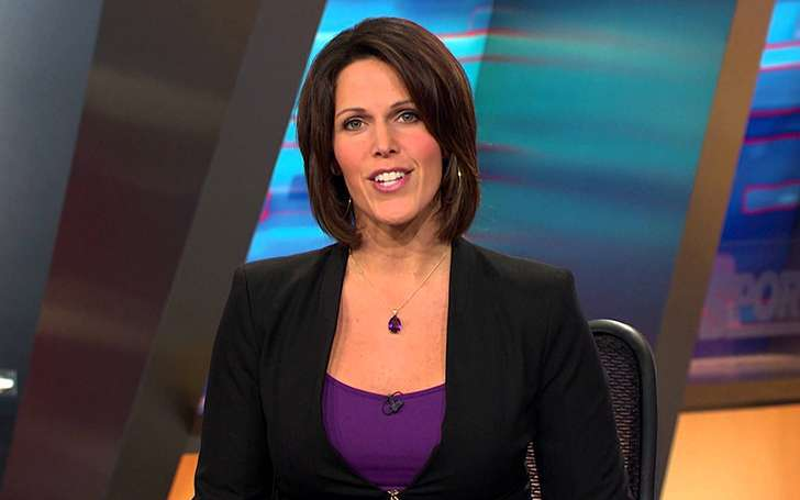 CBS's Sports News Anchor Dana Jacobson's Net Worth, Salary and her Dating Life, All Details Here