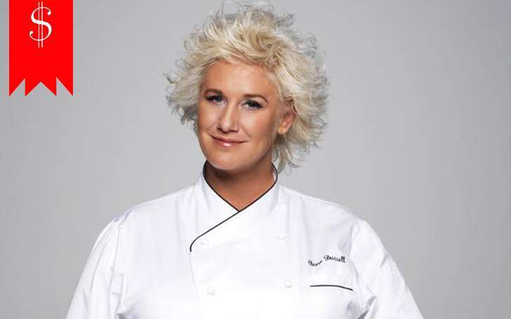 How Rich is Chef Anne Burrell, Her Net Worth and Income Sources explained!
