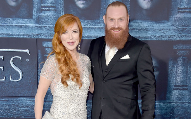 Kristofer Hivju is Married to Gry Molvær Hivju and Living blissfully as Husband and Wife