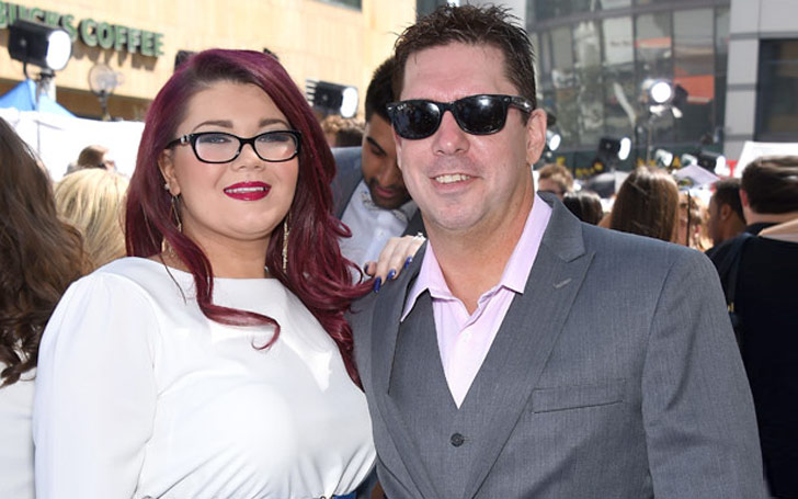 Amber Portwood announced her Relationship with her Boyfriend Matt Baier,Know about her Affairs