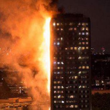 London Fire LIVE VIDEO: Fire engulfs Grenfell tower in west London. Deaths Confirmed
