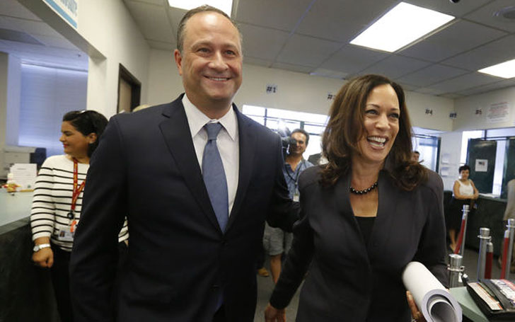 Is Kamala Harris Happy with her Husband Douglas Emhoff? Know all the details about her Married life!!