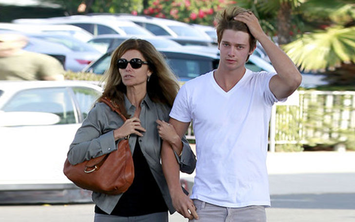 Maria Shriver Kisses her Son Patrick Schwarzenegger in LA shopping trip,Know about her Married Life