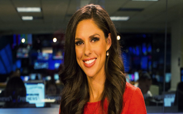 Fox News Reporter Abby Huntsman Tweeted Something. Good News On the Way about her Pregnancy