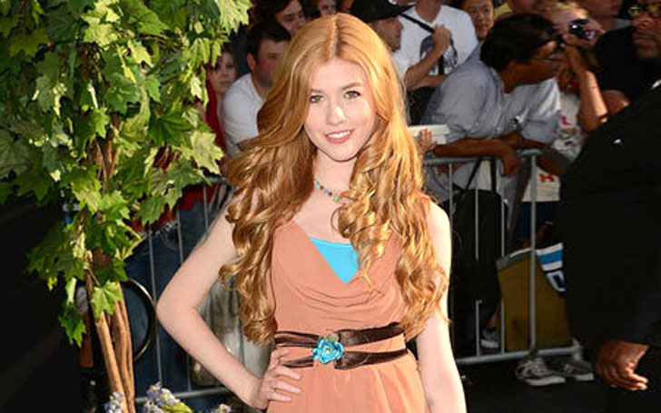 Who Is Katherine Mcnamara S Boyfriend Rumored To Be Dating Does She Have A Girlfriend