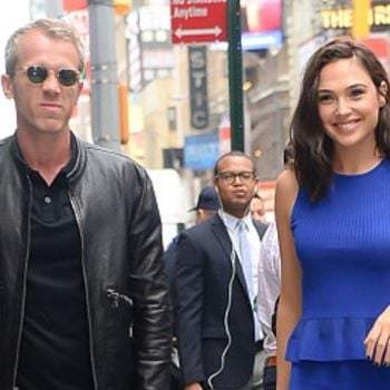 Gal Gadot's Husband, Yaron Varsano Wears the Best T-shirt in Praise For his Superhero Wife, Their Love Story Here