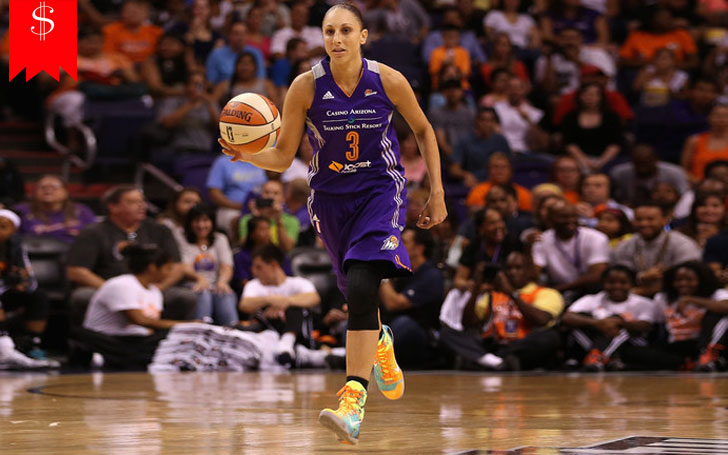 How much is WNBA Diana Taurasi's Net Worth? Her Journey to Becoming WNBA's highest Scoring Player