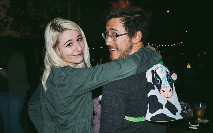 YouTuber Markiplier's Girlfriend is Amy Nelson, Know All the Interesting Facts about their Affair