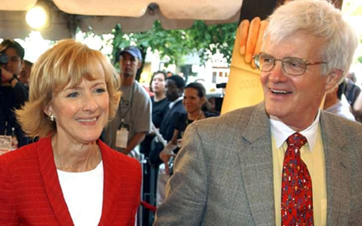 Al Hunt's Married Life with His Wife Judy Woodruff. Full details!