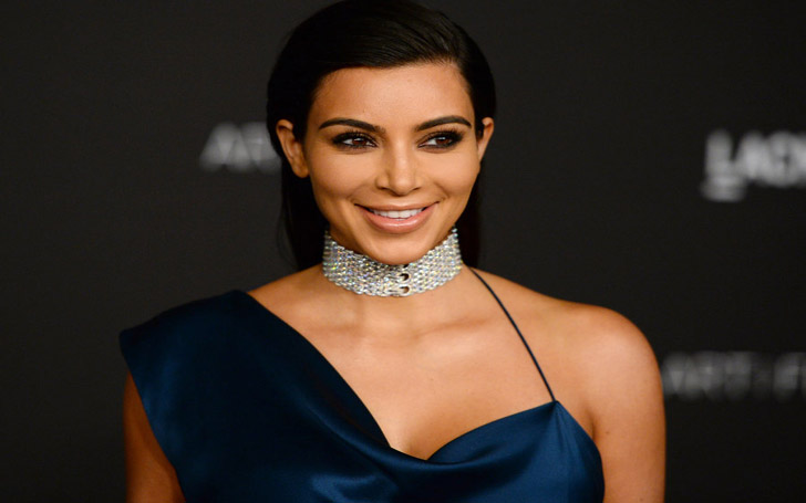 Kim Kardashian's Bid Of $379,500 For an Exotic Timepiece