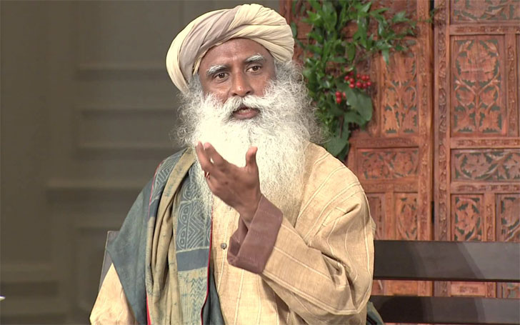Yogi and Humanitarian Sadhguru Jaggi Vasudev's Journey to Enlightenment, Five Interesting Facts