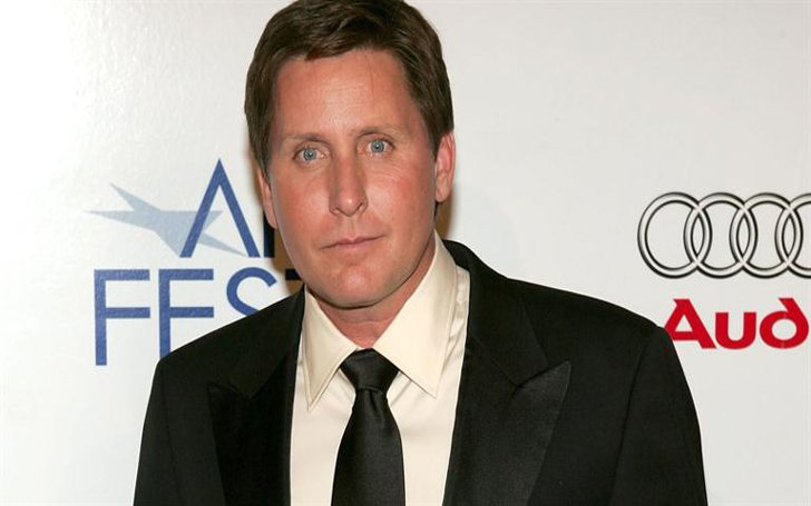 Emilio Estevez's Guns and Ammo Stolen from His Car