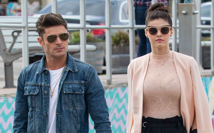 Baywatch Zac Efron & Alexandra Daddario Rumors to be Dating, Find Out if The Rumor is True.