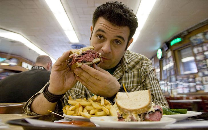 Is Man Finds Food actor Adam Richman married? How Did He Lose 70 Pounds? All Details Here