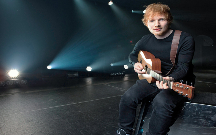 Ed Sheeran Announced a Massive UK, Ireland and EU Stadium Tour For 2018
