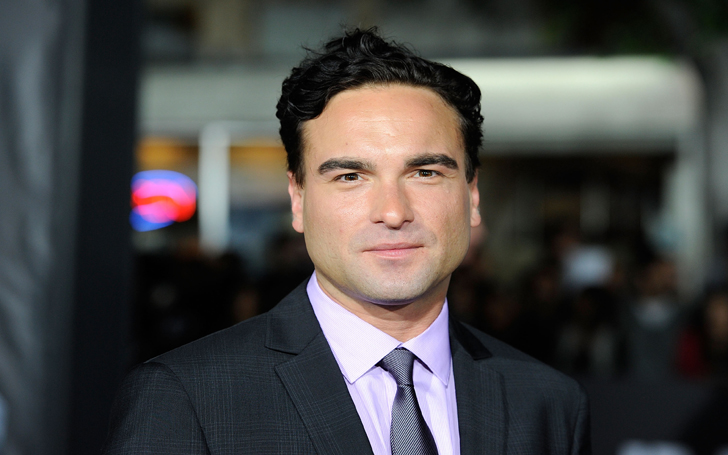 Big Bang Theory Star Johnny Galecki's Home Burns down in Fire