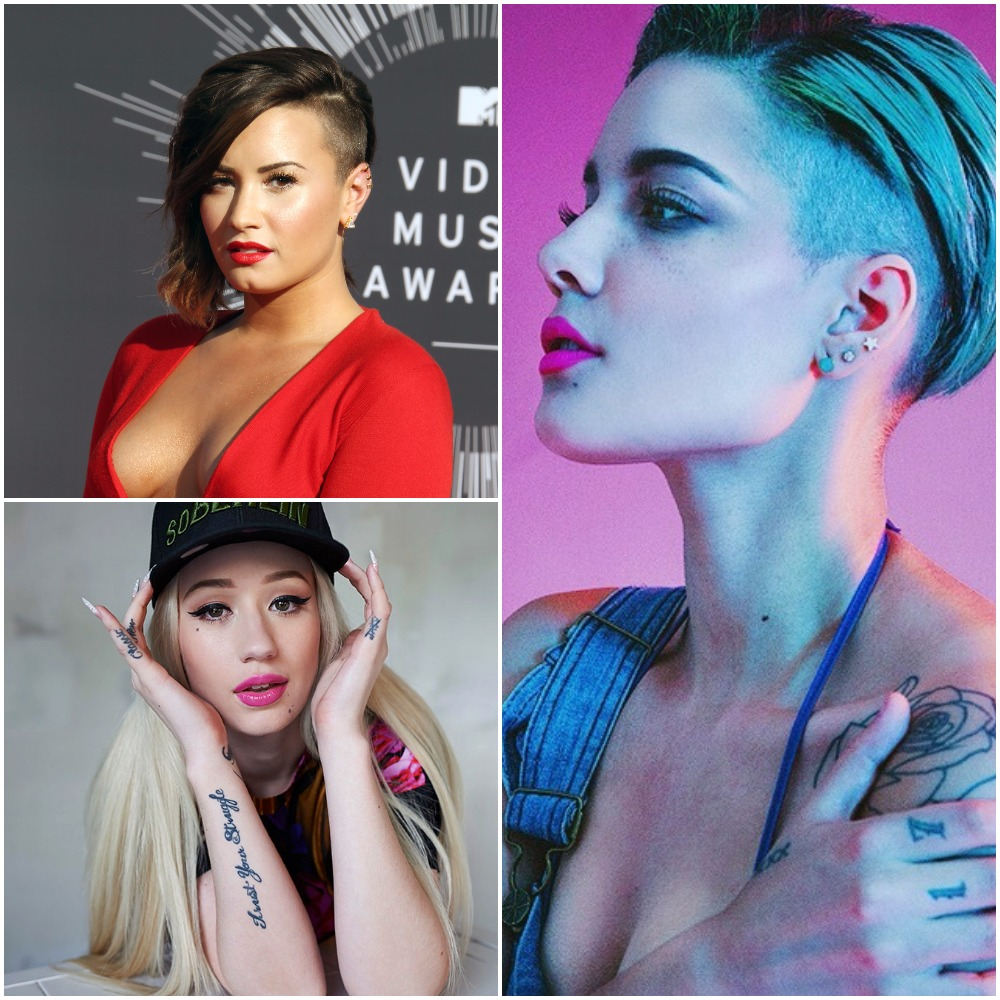 Iggy Responds to Halsey Calling her a 'F**king Moron'. Demi Lovato Lashes Out as well