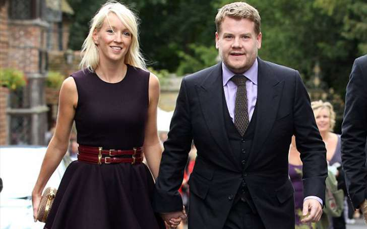 Late Show Host James Corden Enjoys Dinner Date With Wife Julia Carey! Full Details on their Relationship