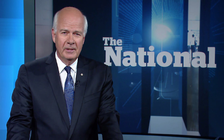 Peter Mansbridge of CBC News Reads His Final Edition of 'The National'