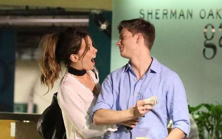 Romantically linked boyfriend and girlfriend: Matt Rife and Kate Beckinsale