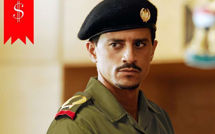American-French Actor Said Taghmaoui Career As An Actor: Also Know His Net Worth And Awards