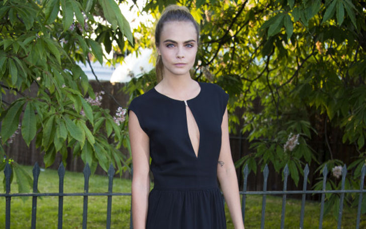Cara Delevingne attends new Film's Press Conference,Know about her Dating and Affairs in Details