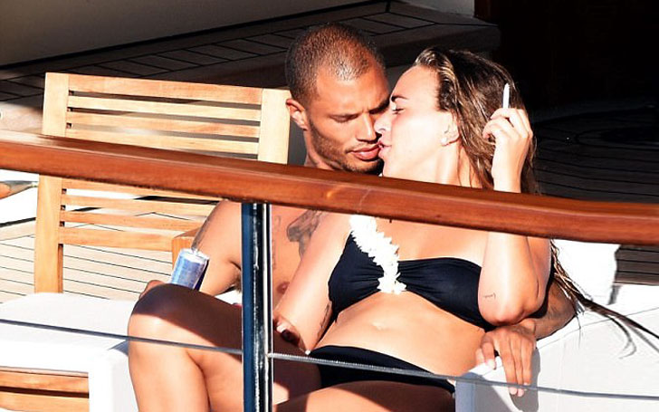 Hot Mug Shot Guy Jeremy Meeks Caught Kissing Billionaire Sir Philip Green's Daughter Chloe Green!