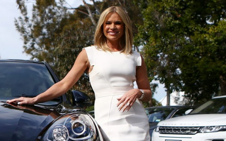 The Voice Australia 2017 Host Sonia Kruger's Married Life and Dating History! All Details