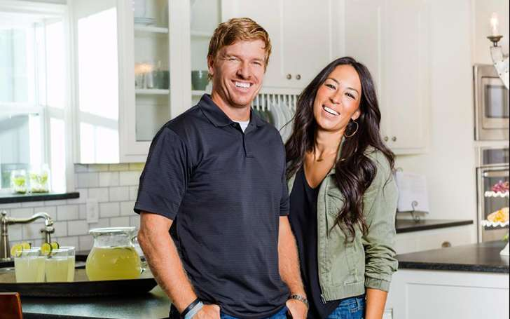 HGTV Joanna Gaines Inspired Local Renovation
