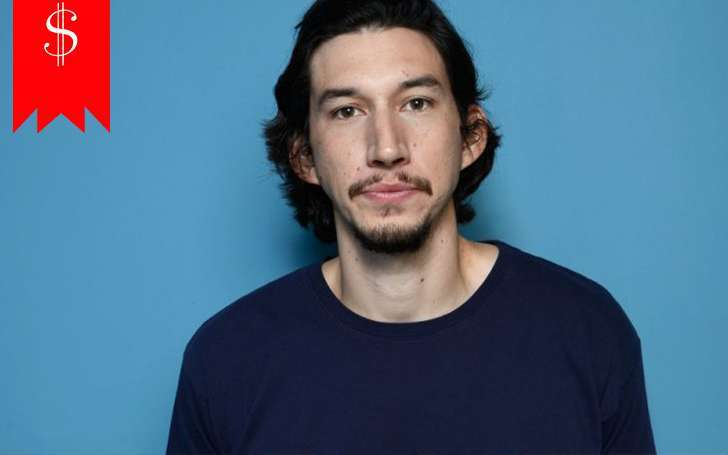 How Much is Adam Driver's Net worth? Know about his Career and Awards