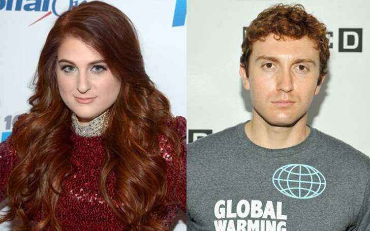 Meghan Trainor Celebrates 1 Year anniversary with her Boyfriend Daryl Sabara. Exclusive Details About their Relationship