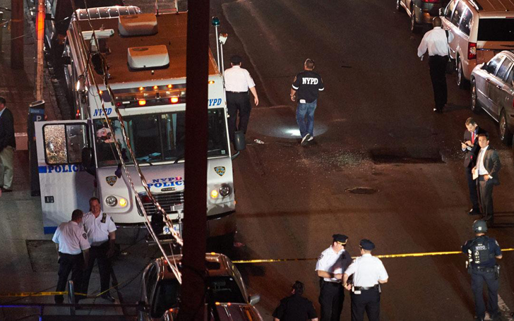 NYPD Officer Fatally Shot in the Bronx, Suspect Killed