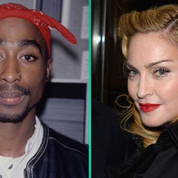 Tupac Split from Madonna ''because she was White'' revealed in Letter.