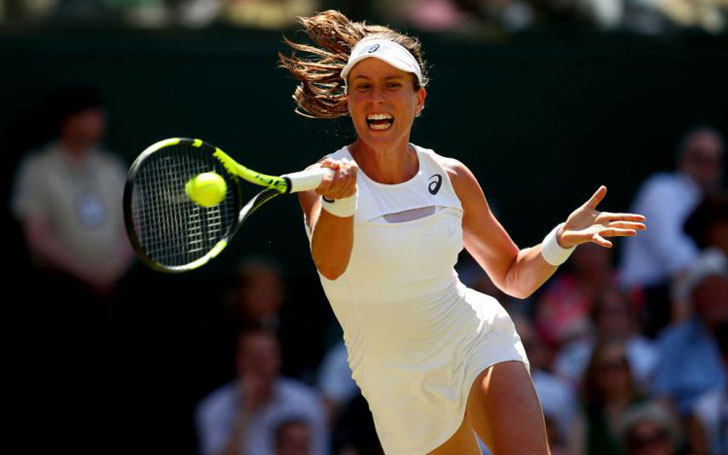 Johanna Konta beats 21-year-old Donna Vekic to Thrid Round in Wimbledon
