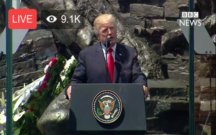 Watch Live: Donald Trump Speaks to crowds in Poland ahead of G20 Summit