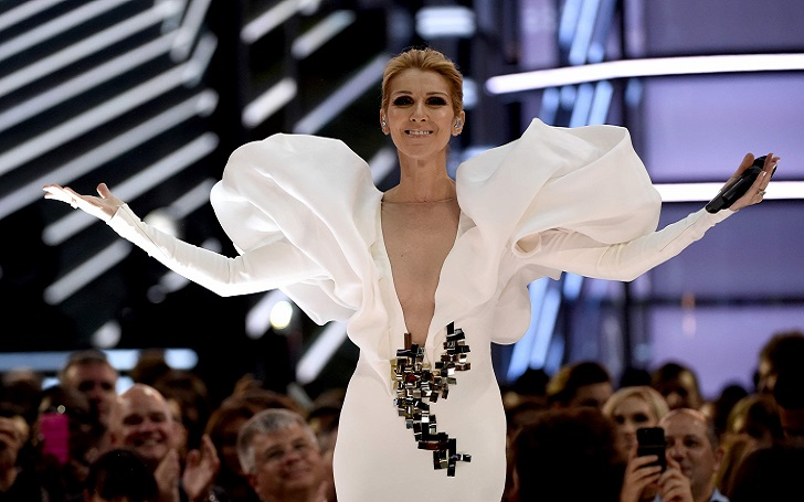 Celine Dion Poses Nude for Vogue, Photos on Instagram
