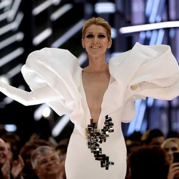 Celine Dion Poses for Vogue, Photos on Instagram