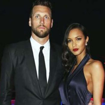 Teen Mother and VS Model Lais Ribeiro Kisses Basketball Player Jared Homan. Complete Details About Their Affair!