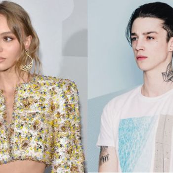 Johnny Depp daughter Lily-Rose Depp Dating Ash Stymest! Exclusive Details About the Relationship