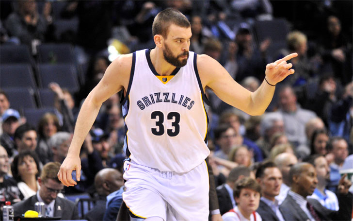 Boston Celtics to Snag Grizzies Memphis Star Marc Gasol. Complete Details about his Wife Cristina Blesa as Well!