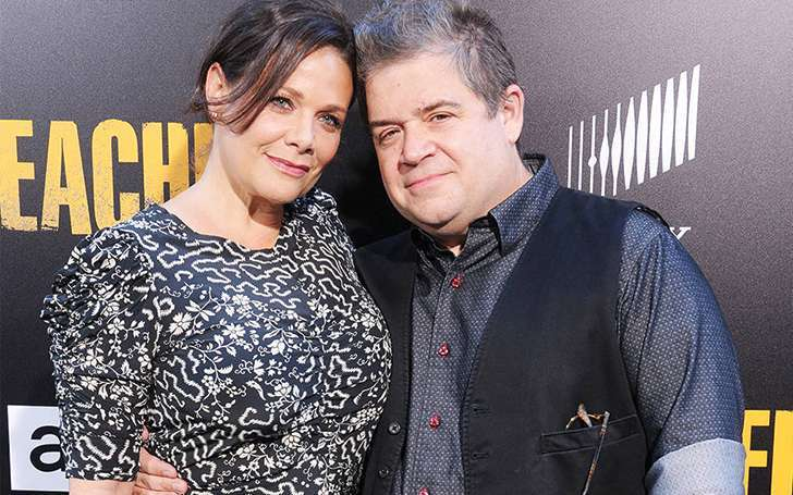 Everyone! Patton Oswalt is Engaged to Meredith Salenger! Check out the Ring!