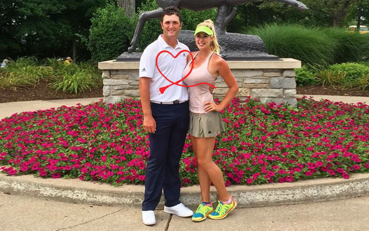 Sports Couple Kelley Cahill and Boyfriend Jon Rahm's Love Life Details! Are they Getting Married?